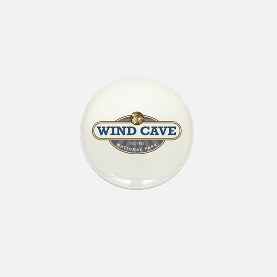 Wind Cave National Park Mini Button (10 pack)
