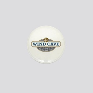 Wind Cave National Park Mini Button