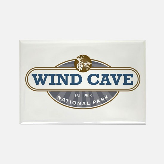Wind Cave National Park Magnets