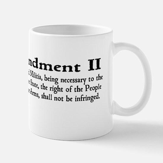2nd amendment_bmprskr Mug