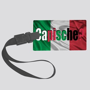 Capische Large Luggage Tag