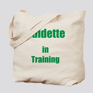 Guidette in training Tote Bag