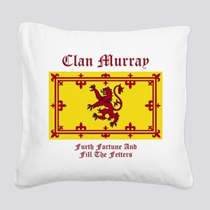 Murray Square Canvas Pillow