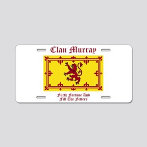 Murray Aluminum License Plate