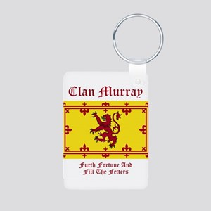Murray Aluminum Photo Keychain