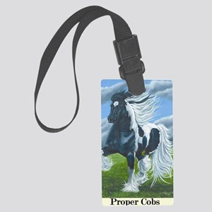 Proper Cob Large Luggage Tag