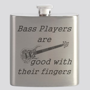 good with their fingers Flask