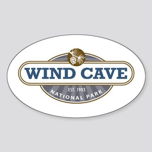 Wind Cave National Park Sticker