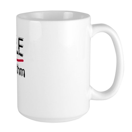 Asystole is a Stable Rhythm Large Mug