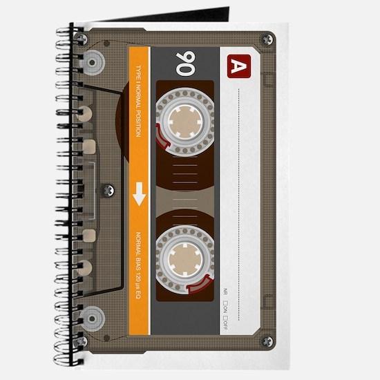 cassette tape vertical Journal