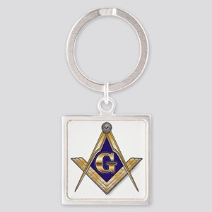sq-cp-simple Square Keychain