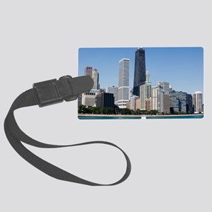 1DS3-3533-3535-CALENDAR Large Luggage Tag