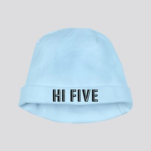Hi Five baby hat