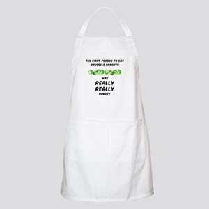 Brussels Sprouts BBQ Apron