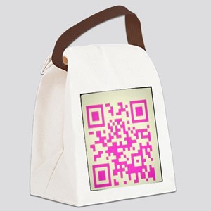 037a Canvas Lunch Bag