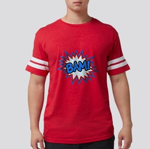 Hero Bam Bursts T-Shirt