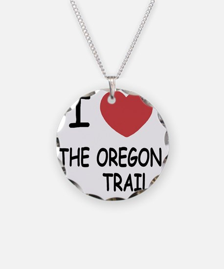 THE_OREGON_TRAIL Necklace