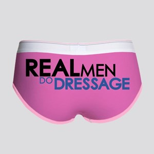 Dressage Women's Boy Brief