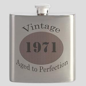 1971 vintage blk Flask