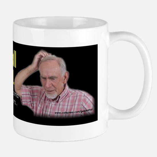 all in your head Mug