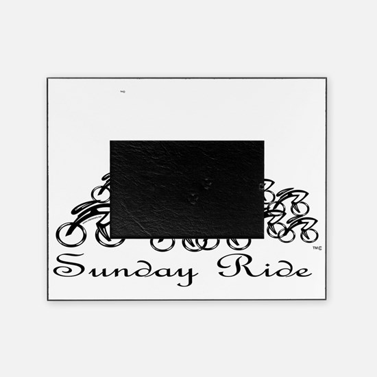 PelotonSUNDAY RIDE Picture Frame