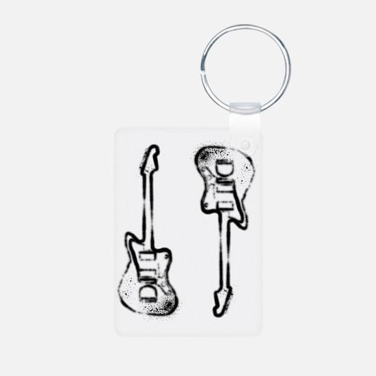 Grunge Twins Keychains