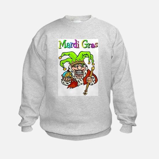Crazy Jester Sweatshirt