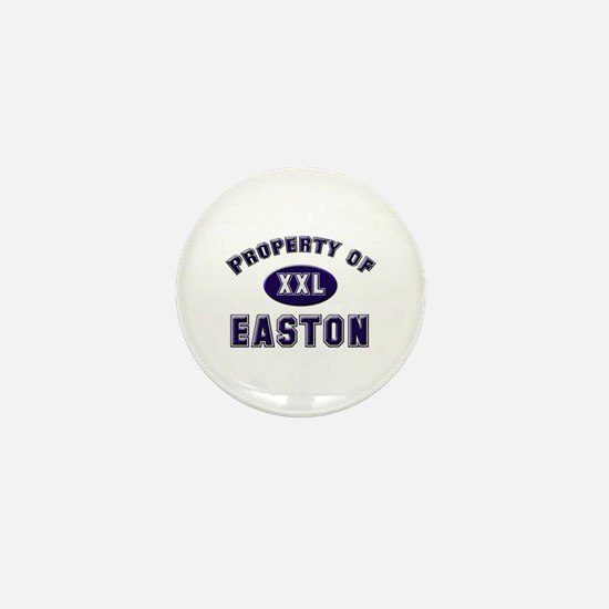 Property of easton Mini Button
