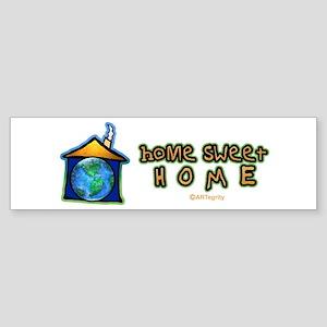 Home Sweet Home Bumper Sticker