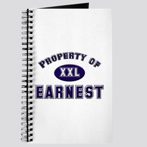 Property of earnest Journal