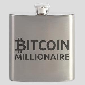 Bitcoin Millionaire Flask