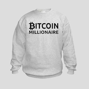 Bitcoin Millionaire Sweatshirt