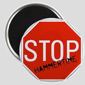 Hammer Time Magnet