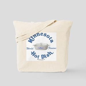 real hotdish Tote Bag