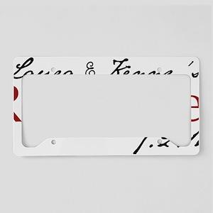 Untitled-1 License Plate Holder