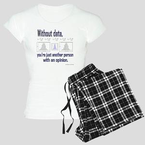 withoutdata_shirt Women's Light Pajamas