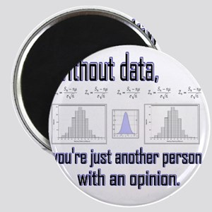 withoutdata_shirt Magnet