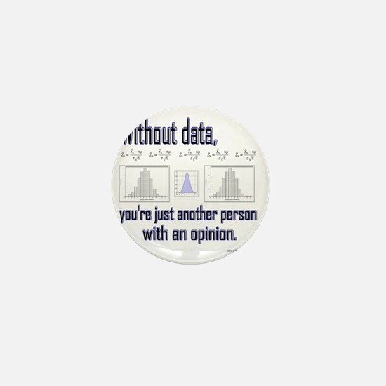 withoutdata_shirt Mini Button