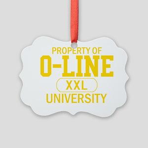OLineU2 Picture Ornament