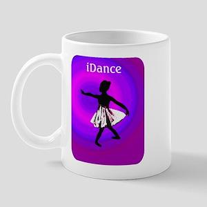 iDance Rainbow Girl Mug