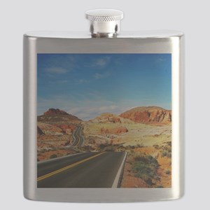 Valley of Fire Flask
