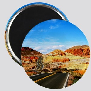 Valley of Fire Magnet