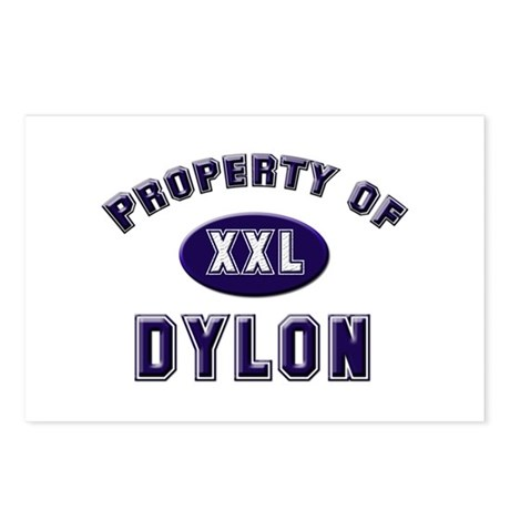 Property of dylon Postcards (Package of 8)