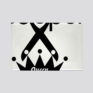 couponqueen Rectangle Magnet