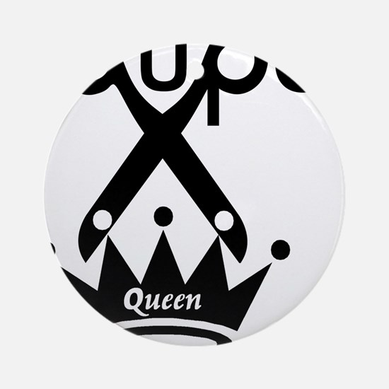 couponqueen Round Ornament