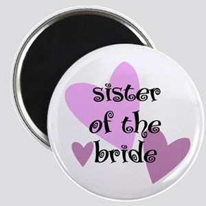 Sister of the Bride Magnet