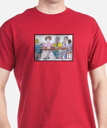 Big Heads and Pin Heads T-Shirt