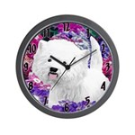 West Highland White Terrier Wall Clock