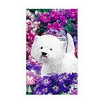 West Highland White Terrier Sticker (Rectangle)