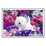 West Highland White Terrier Banner